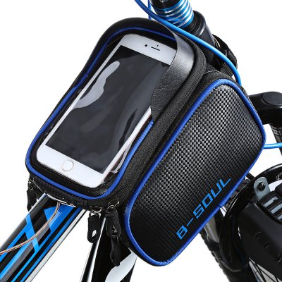 B - SOUL Bicycle Front Tube Bag