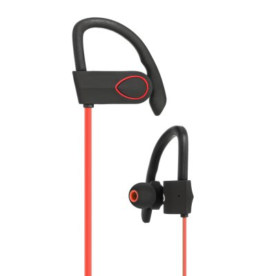 LE ZHONG DA CX - 2 Bluetooth Sports HeadphonesEarbud Headphones<br>LE ZHONG DA CX - 2 Bluetooth Sports Headphones<br><br>Application: Mobile phone, Running, For iPod, Sport<br>Battery Capacity(mAh): Built-in 100mAh Li-ion battery<br>Bluetooth: Yes<br>Bluetooth distance: W/O obstacles 10m<br>Bluetooth mode: Headset, Hands free<br>Bluetooth protocol: A2DP<br>Bluetooth Version: V4.1 + EDR<br>Brand: LE ZHONG DA<br>Cable Length (m): 0.5M<br>Charging Time.: 2H<br>Compatible with: iPod<br>Connecting interface: Micro USB<br>Connectivity: Wireless<br>Frequency response: 180Hz - 20KHz<br>Function: Song Switching, Sweatproof, Multi connection function, Bluetooth, Answering Phone, Microphone, Noise Cancelling, Voice control, Voice Prompt, Waterproof<br>Impedance: 4ohms<br>Language: English<br>Material: ABS<br>Model: CX - 2<br>Music Time: 6H<br>Package Contents: 1 x Headphones, 2 x Pair of Standby Earbud Tips, 1 x Micro USB Cable ( 20cm ), 1 x English and Chinese Manual<br>Package size (L x W x H): 11.00 x 8.00 x 5.00 cm / 4.33 x 3.15 x 1.97 inches<br>Package weight: 0.0600 kg<br>Product weight: 0.0200 kg<br>Sensitivity: 92±3dB<br>Standby time: 250H<br>Talk time: 8H<br>Wearing type: In-ear with ear hook