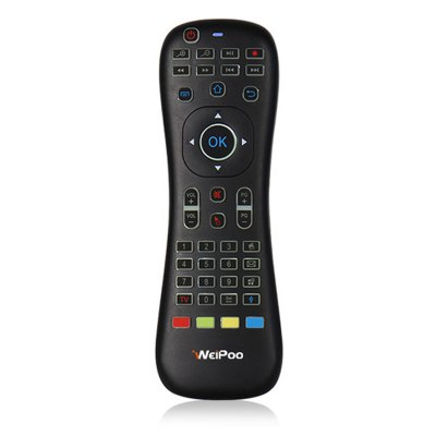 Iweipoo GT01 2.4G Air Mouse Wireless Keyboard IR Remote