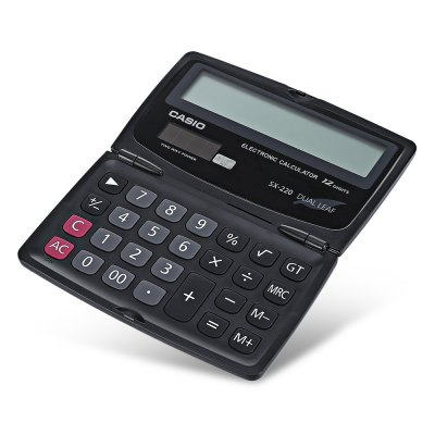 CASIO SX-220 Electronic Desktop Calculator