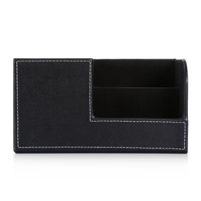 PU Document Tray Collection BoxDesk Organizers<br>PU Document Tray Collection Box<br><br>Features: Big Capacity<br>Material: PU Leather<br>Package Contents: 1 x PU Document Tray<br>Package size (L x W x H): 21.30 x 10.30 x 12.00 cm / 8.39 x 4.06 x 4.72 inches<br>Package weight: 0.4400 kg<br>Product size (L x W x H): 20.30 x 9.30 x 11.00 cm / 7.99 x 3.66 x 4.33 inches<br>Product weight: 0.3500 kg