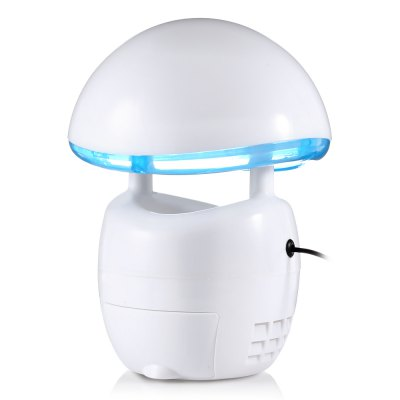 Electronic USB Mosquito Pest Trap KillerOther Home Improvement<br>Electronic USB Mosquito Pest Trap Killer<br><br>Appliance Type: Mosquito Killer<br>Connector Type: USB<br>LED Quantity: 6<br>Material: Plastic<br>Noise (dB): 40<br>Package Contents: 1 x Mosquito Killer, 1 x Chinese User Manual<br>Package size (L x W x H): 18.20 x 18.00 x 25.20 cm / 7.17 x 7.09 x 9.92 inches<br>Package weight: 0.5350 kg<br>Power (W): 5<br>Product size (L x W x H): 12.00 x 12.00 x 19.50 cm / 4.72 x 4.72 x 7.68 inches<br>Product weight: 0.3440 kg