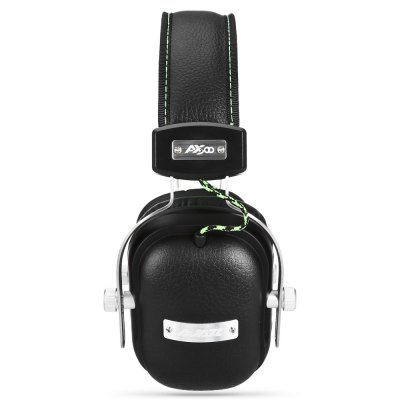 AJAZZ AX300 Foldable Gaming HeadphonesEarbud Headphones<br>AJAZZ AX300 Foldable Gaming Headphones<br><br>Application: Mobile phone, Running, For iPod, Computer<br>Brand: Ajazz<br>Compatible with: Computer<br>Connecting interface: Micro USB<br>Connectivity: Wired<br>Frequency response: 20-20000Hz<br>Function: Answering Phone, Microphone, Voice control<br>Impedance: 32ohms<br>Language: No<br>Material: ABS<br>Model: AX300<br>Package Contents: 1 x AJAZZ AX300 Headset, 1 x USB Cable<br>Package size (L x W x H): 28.00 x 22.70 x 10.00 cm / 11.02 x 8.94 x 3.94 inches<br>Package weight: 0.6550 kg<br>Plug Type: USB<br>Product weight: 0.2990 kg<br>Sensitivity: 92dB<br>Sound channel: Two-channel (stereo)