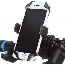 Universal Bike Bicycle Phone Holder Base 360 Degree Rotatable