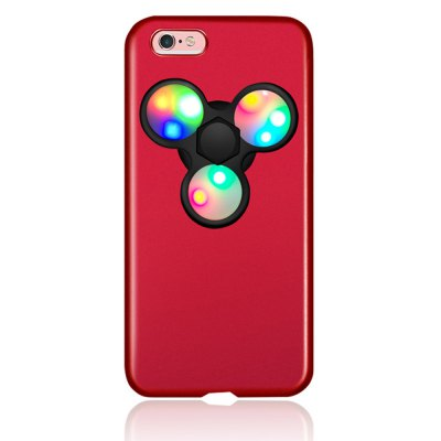 Multi-color LED Three-blade ABS Fidget SpinnerFidget Spinners<br>Multi-color LED Three-blade ABS Fidget Spinner<br><br>Color: Black<br>Features: LED Light<br>Frame material: ABS<br>Package Contents: 1 x Fidget Spinner<br>Package size (L x W x H): 7.80 x 12.00 x 2.60 cm / 3.07 x 4.72 x 1.02 inches<br>Package weight: 0.0440 kg<br>Product size (L x W x H): 6.60 x 6.60 x 1.60 cm / 2.6 x 2.6 x 0.63 inches<br>Product weight: 0.0230 kg<br>Swing Numbers: 3<br>Type: Triple Blade