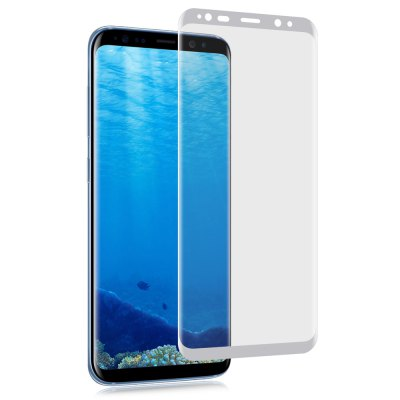 Angibabe 3D PET Protective FilmSamsung Screen Protectors<br>Angibabe 3D PET Protective Film<br><br>Brand: Angibabe<br>Compatible with: Samsung Galaxy S8 Plus<br>Features: High-definition, High Transparency, High sensitivity, Anti-oil, Anti scratch, Anti fingerprint, Ultra thin<br>Material: PET<br>Package Contents: 1 x Screen Film, 1 x Wet Wipes, 1 x Dry Wipes<br>Package size (L x W x H): 19.00 x 10.50 x 1.70 cm / 7.48 x 4.13 x 0.67 inches<br>Package weight: 0.0620 kg<br>Product Size(L x W x H): 15.43 x 7.20 x 0.01 cm / 6.07 x 2.83 x 0 inches<br>Product weight: 0.0030 kg<br>Thickness: 0.1mm<br>Type: Screen Protector