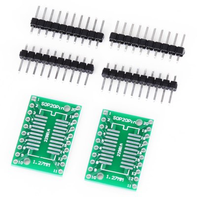 Landa Tianrui LDTR - YJ032 / D 2PCS Dual-side Adapter Board