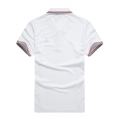 LUCKY SAILING Men Polo ShirtMens Short Sleeve Tees<br>LUCKY SAILING Men Polo Shirt<br><br>Fabric Type: Polyester<br>Package Content: 1 x Polo Shirt<br>Package size: 30.00 x 25.00 x 1.50 cm / 11.81 x 9.84 x 0.59 inches<br>Package weight: 0.2050 kg<br>Product size: 75.00 x 57.00 x 0.50 cm / 29.53 x 22.44 x 0.2 inches<br>Product weight: 0.1730 kg<br>Season: Summer, Spring, Autumn<br>Sleeve Length: Short Sleeves
