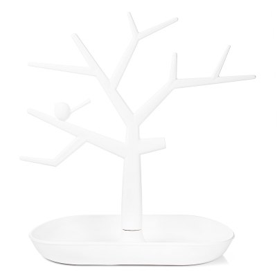 Tree Branch Jewelry Organizer Display RackCrafts<br>Tree Branch Jewelry Organizer Display Rack<br><br>Material: Plastic<br>Package Contents: 1 x Jewelry Organizer<br>Package size (L x W x H): 26.50 x 37.50 x 4.50 cm / 10.43 x 14.76 x 1.77 inches<br>Package weight: 0.1680 kg<br>Product size (L x W x H): 26.00 x 22.00 x 3.00 cm / 10.24 x 8.66 x 1.18 inches<br>Product weight: 0.1180 kg