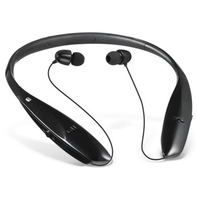 HB - 900D Two-channel Stereo Bluetooth 4.0 Neckband Earbuds