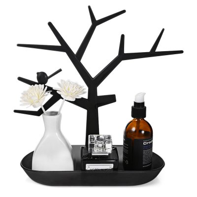 Tree Branch Jewelry Organizer Display Rack