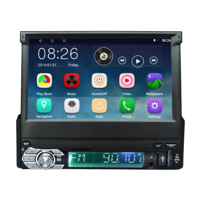 Ezonetronics RM - CT0008 Retractable Android Car Player