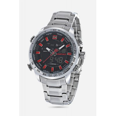 Men Dual Movt Watch