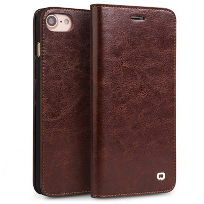 QIALINO Genuine Leather Cover
