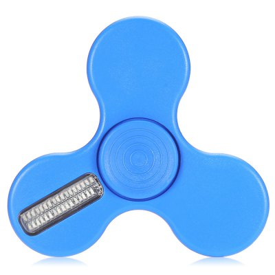Intelligent App Control LED ADHD Fidget SpinnerFidget Spinners<br>Intelligent App Control LED ADHD Fidget Spinner<br><br>Color: Blue<br>Features: LED Light<br>Frame material: ABS<br>Package Contents: 1 x Fidget Spinner, 1 x Micro USB Cable<br>Package size (L x W x H): 9.00 x 10.90 x 1.70 cm / 3.54 x 4.29 x 0.67 inches<br>Package weight: 0.0540 kg<br>Product size (L x W x H): 7.60 x 7.60 x 1.50 cm / 2.99 x 2.99 x 0.59 inches<br>Product weight: 0.0340 kg<br>Swing Numbers: Tri-Bar<br>Type: Triple Blade, Letter