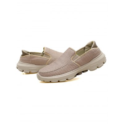 Breathable Fashion Slip-on Men Casual ShoesCasual Shoes<br>Breathable Fashion Slip-on Men Casual Shoes<br><br>Contents: 1 x Pair of Shoes<br>Materials: MD<br>Occasion: Casual<br>Package Size ( L x W x H ): 34.00 x 23.00 x 12.00 cm / 13.39 x 9.06 x 4.72 inches<br>Package Weights: 0.680<br>Seasons: Autumn,Spring,Summer<br>Style: Comfortable, Leisure<br>Type: Casual Shoes