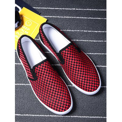 Men Slip On Canvas ShoesCasual Shoes<br>Men Slip On Canvas Shoes<br><br>Contents: 1 x Pair of Shoes, 1 x Pair of Shoes<br>Materials: Canvas<br>Occasion: Casual, Casual<br>Package Size ( L x W x H ): 31.00 x 18.50 x 11.00 cm / 12.2 x 7.28 x 4.33 inches, 31.00 x 18.50 x 11.00 cm / 12.2 x 7.28 x 4.33 inches<br>Package Weights: 0.580kg, 0.580kg<br>Product Size  ( L x W x H ): 30.00 x 9.50 x 9.00 cm / 11.81 x 3.74 x 3.54 inches, 30.00 x 9.50 x 9.00 cm / 11.81 x 3.74 x 3.54 inches<br>Seasons: Autumn,Spring,Summer, Autumn,Spring,Summer<br>Style: Leisure, Leisure<br>Type: Casual Shoes