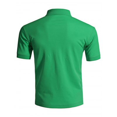 LUCKY SAILING Men Casual Polo ShirtMens Short Sleeve Tees<br>LUCKY SAILING Men Casual Polo Shirt<br><br>Fabric Type: Polyester<br>Package Content: 1 x Polo Shirt<br>Package size: 30.00 x 25.00 x 1.50 cm / 11.81 x 9.84 x 0.59 inches<br>Package weight: 0.2050 kg<br>Product size: 75.00 x 57.00 x 0.50 cm / 29.53 x 22.44 x 0.2 inches<br>Product weight: 0.1730 kg<br>Season: Summer, Spring, Autumn<br>Sleeve Length: Short Sleeves