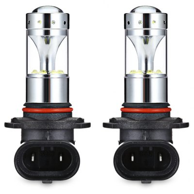 9005 XBD 60W Car White DRL Lamp - 2PCS