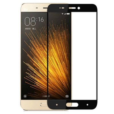 Luanke Full Cover Screen FilmScreen Protectors<br>Luanke Full Cover Screen Film<br><br>Brand: Luanke<br>Compatible Model: Mi 5<br>Features: Ultra thin, High-definition, High Transparency, High sensitivity, Anti-oil, Anti scratch, Anti fingerprint<br>Mainly Compatible with: Xiaomi<br>Material: Tempered Glass<br>Package Contents: 1 x Screen Film, 1 x Dust Remover, 1 x Wet Wipes, 1 x Dry Wipes<br>Package size (L x W x H): 20.00 x 13.00 x 2.00 cm / 7.87 x 5.12 x 0.79 inches<br>Package weight: 0.1130 kg<br>Product weight: 0.0110 kg<br>Surface Hardness: 9H<br>Thickness: 0.26mm<br>Type: Screen Protector