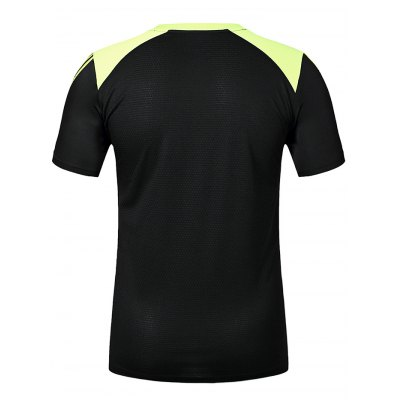 FANNAI FN11 Men Training T ShirtWeight Lifting Clothes<br>FANNAI FN11 Men Training T Shirt<br><br>Features: Breathable, High elasticity, Quick Dry<br>Gender: Men<br>Material: Polyester<br>Package Content: 1 x T Shirt<br>Package size: 30.00 x 25.00 x 1.50 cm / 11.81 x 9.84 x 0.59 inches<br>Package weight: 0.2020 kg<br>Product size: 77.00 x 59.00 x 0.50 cm / 30.31 x 23.23 x 0.2 inches<br>Product weight: 0.1750 kg<br>Types: Short Sleeves