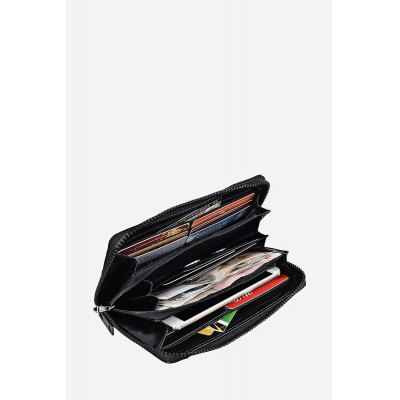 Men Long Wallet Nylon Clutch BagMens Bags<br>Men Long Wallet Nylon Clutch Bag<br><br>Closure Type: Zip<br>Color: Black<br>Material: Nylon, PU<br>Package Size(L x W x H): 20.00 x 3.00 x 11.00 cm / 7.87 x 1.18 x 4.33 inches<br>Package weight: 0.2300 kg<br>Packing List: 1 x Wallet<br>Product Size(L x W x H): 19.00 x 2.00 x 10.00 cm / 7.48 x 0.79 x 3.94 inches<br>Product weight: 0.1700 kg<br>Style: Casual<br>Type: Wallet