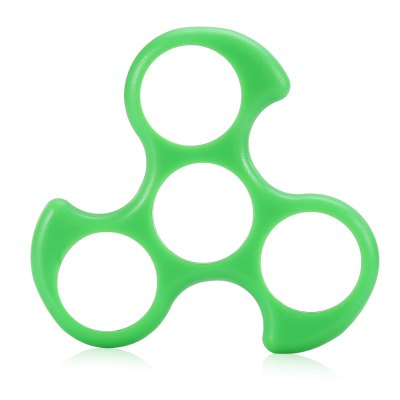 Tri-leaf Fire Wheel ABS FrameFidget Spinners<br>Tri-leaf Fire Wheel ABS Frame<br><br>Color: Green<br>Frame material: ABS<br>Package Contents: 1 x Frame, 2 x Cover<br>Package size (L x W x H): 8.60 x 8.60 x 1.70 cm / 3.39 x 3.39 x 0.67 inches<br>Package weight: 0.0250 kg<br>Product size (L x W x H): 7.60 x 7.60 x 0.70 cm / 2.99 x 2.99 x 0.28 inches<br>Product weight: 0.0110 kg<br>Type: Fire Wheel