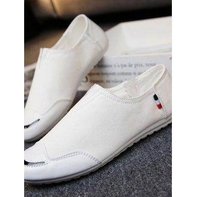 Summer Breathable Men Canvas Board ShoesCasual Shoes<br>Summer Breathable Men Canvas Board Shoes<br><br>Contents: 1 x Pair of Shoes<br>Materials: Canvas, Rubber<br>Occasion: Casual<br>Package Size ( L x W x H ): 31.00 x 18.50 x 11.00 cm / 12.2 x 7.28 x 4.33 inches<br>Package Weights: 0.540kg<br>Product Size  ( L x W x H ): 30.00 x 9.50 x 10.00 cm / 11.81 x 3.74 x 3.94 inches<br>Seasons: Autumn,Spring,Summer<br>Style: Leisure, Fashion, Comfortable<br>Type: Casual Shoes