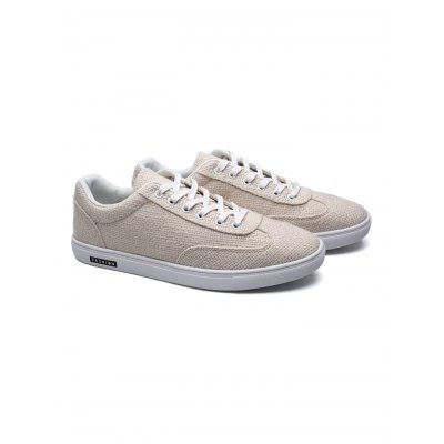 Lace Up Men Linen CanvasCasual Shoes<br>Lace Up Men Linen Canvas<br><br>Contents: 1 x Pair of Shoes<br>Materials: Linen<br>Occasion: Casual<br>Package Size ( L x W x H ): 31.00 x 18.50 x 11.00 cm / 12.2 x 7.28 x 4.33 inches<br>Package Weights: 0.630kg<br>Product Size  ( L x W x H ): 30.00 x 9.50 x 9.00 cm / 11.81 x 3.74 x 3.54 inches<br>Seasons: Autumn,Spring,Summer<br>Style: Leisure<br>Type: Casual Shoes