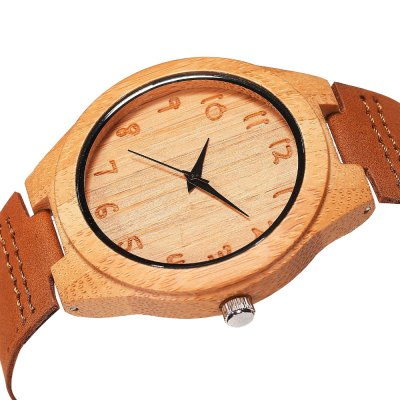 BOSNI BSN004 Male Wood Quartz WatchMens Watches<br>BOSNI BSN004 Male Wood Quartz Watch<br><br>Band material: Leather<br>Band size: 25.00 x 2.00 cm / 9.84 x 0.78 inches<br>Brand: BOSNI<br>Case material: Alloy<br>Clasp type: Pin buckle<br>Dial size: 4.50 x 4.50 x 0.90 cm / 1.77 x 1.77 x 0.35 inches<br>Display type: Analog<br>Movement type: Quartz watch<br>Package Contents: 1 x BOSNI Quartz Watch<br>Package size (L x W x H): 27.00 x 6.00 x 2.00 cm / 10.63 x 2.36 x 0.79 inches<br>Package weight: 0.1160 kg<br>Product size (L x W x H): 25.00 x 4.50 x 0.90 cm / 9.84 x 1.77 x 0.35 inches<br>Product weight: 0.0800 kg<br>Shape of the dial: Round<br>Watch mirror: Mineral glass<br>Watch style: Fashion<br>Watches categories: Male table<br>Water resistance : Life water resistant<br>Wearable length: 17.00 - 23.00 cm / 6.69 - 9.05 inches