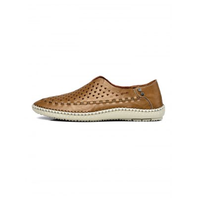 Hollow Out Breathable Leather Shoes for MenCasual Shoes<br>Hollow Out Breathable Leather Shoes for Men<br><br>Contents: 1 x Pair of Shoes<br>Materials: Leather<br>Occasion: Casual<br>Package Size ( L x W x H ): 34.00 x 23.00 x 12.00 cm / 13.39 x 9.06 x 4.72 inches<br>Package Weights: 0.830<br>Seasons: Summer<br>Style: Leisure, Fashion, Comfortable<br>Type: Casual Shoes