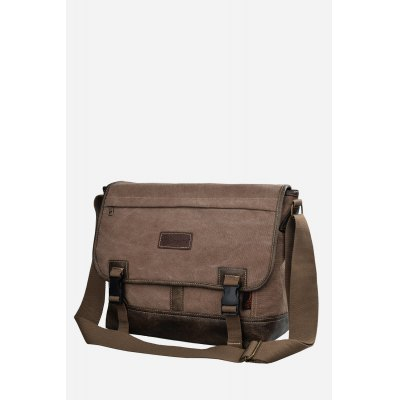 Douguyan Male 9L Sling Bag Leisure 14 inch Laptop Pack