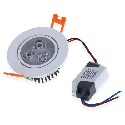 YouOKLight 240LM 3000K 3W 3 LEDs Down Light