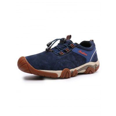 Men Anti-slip Hiking ShoesAthletic Shoes<br>Men Anti-slip Hiking Shoes<br><br>Contents: 1 x Pair of Shoes<br>Materials: Suede<br>Occasion: Casual<br>Package Size ( L x W x H ): 33.00 x 22.00 x 11.00 cm / 12.99 x 8.66 x 4.33 inches<br>Package Weights: 0.780kg<br>Product Size  ( L x W x H ): 33.00 x 22.00 x 11.00 cm / 12.99 x 8.66 x 4.33 inches<br>Seasons: Autumn,Spring,Summer<br>Style: Comfortable<br>Type: Hiking Shoes