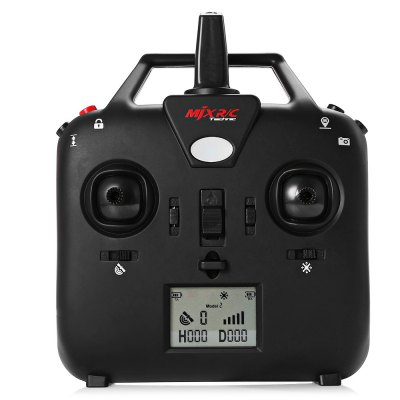MJX B2W Brushless RC Quadcopter - RTFRC Quadcopters<br>MJX B2W Brushless RC Quadcopter - RTF<br><br>Age: Above 14 years old<br>Battery: 7.4V 1800mAh LiPo<br>Brand: MJX<br>Built-in Gyro: 6 Axis Gyro<br>Channel: 4-Channels<br>Charging Time.: 300 minutes<br>Compatible with Additional Gimbal: No<br>Detailed Control Distance: 800 - 1000m<br>Features: WiFi FPV, Radio Control, Camera, Brushless Version<br>Flying Time: 15-18mins<br>FPV Distance: 400 - 500m<br>FPV Screen Resolution: 720P<br>Functions: With light, WiFi Connection, Up/down, Turn left/right, Air Press Altitude Hold, Fail-safe, Forward/backward, Headless Mode, Low-voltage Protection, One Key Landing, Sideward flight, One Key Taking Off<br>Kit Types: RTF<br>Level: Advanced Level<br>Model: B2W<br>Model Power: Built-in rechargeable battery<br>Motor Type: Brushless Motor<br>Package Contents: 1 x Quadcopter ( Battery Included ), 1 x Mobile Phone Holder, 1 x Transmitter, 4 x Spare Propeller, 1 x USB Cable, 1 x Balance Charger Box, 1 x UV Sticker<br>Package size (L x W x H): 47.00 x 23.00 x 15.00 cm / 18.5 x 9.06 x 5.91 inches<br>Package weight: 1.5150 kg<br>Product size (L x W x H): 41.00 x 41.00 x 8.00 cm / 16.14 x 16.14 x 3.15 inches<br>Product weight: 0.0445 kg<br>Radio Mode: Mode 2 (Left-hand Throttle)<br>Remote Control: 2.4GHz Wireless Remote Control<br>Satellite System: GPS<br>Sensor: Barometer<br>Size: Large<br>Transmitter Power: 4 x 1.5V AA battery(not included)<br>Type: Quadcopter, Outdoor<br>Video Resolution: 1080P, 720P
