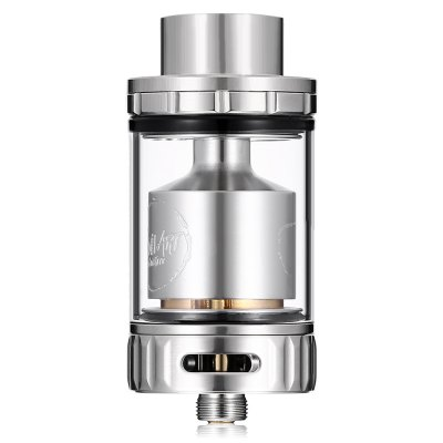 Original CoilART AZEROTH RTARebuildable Atomizers<br>Original CoilART AZEROTH RTA<br><br>Brand: CoilART<br>Material: Stainless Steel, Glass<br>Model: AZEROTH<br>Overall Diameter: 24mm<br>Package Contents: 1 X CoilART AZEROTH RTA, 1 x Glass Tank, 1 x T-shape Screwdriver, 1 x Drip Tip, 1 x Vape Band, 1 x Dual Posts Deck, 1 x Accessory Bag<br>Package size (L x W x H): 7.50 x 3.20 x 7.50 cm / 2.95 x 1.26 x 2.95 inches<br>Package weight: 0.1250 kg<br>Product size (L x W x H): 5.20 x 2.40 x 2.40 cm / 2.05 x 0.94 x 0.94 inches<br>Product weight: 0.0570 kg<br>Rebuildable Atomizer: RBA,RDA<br>Tank Capacity: 4.5ml<br>Thread: 510<br>Type: Rebuildable Tanks, Rebuildable Atomizer