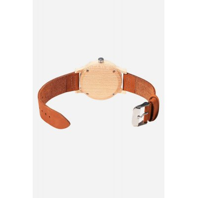 BOSNI BSN005 Wooden Men Quartz Watch Leather Strap WristwatchMens Watches<br>BOSNI BSN005 Wooden Men Quartz Watch Leather Strap Wristwatch<br><br>Band material: Leather<br>Band size: 25.00 x 2.00 cm / 9.84 x 0.78 inches<br>Case material: Wood<br>Clasp type: Pin buckle<br>Dial size: 4.50 x 4.50 x 0.90 cm / 1.77 x 1.77 x 0.35 inches<br>Display type: Analog<br>Movement type: Quartz watch<br>Package Contents: 1 x BOSNI Wooden Quartz Watch<br>Package size (L x W x H): 26.50 x 5.50 x 3.00 cm / 10.43 x 2.17 x 1.18 inches<br>Package weight: 0.1100 kg<br>Product size (L x W x H): 25.00 x 4.50 x 0.90 cm / 9.84 x 1.77 x 0.35 inches<br>Product weight: 0.0800 kg<br>Shape of the dial: Round<br>Watch style: Casual<br>Watches categories: Male table<br>Wearable length: 17.00 - 22.00 cm / 6.69 - 8.66 inches