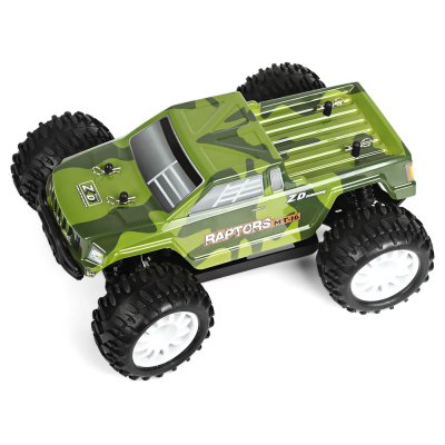 ZD Racing 9053 1:16 Brushless RC Monster Truck - RTRRC Cars<br>ZD Racing 9053 1:16 Brushless RC Monster Truck - RTR<br><br>Battery Information: 1500mAh 7.4V 15C LiPo<br>Brand: ZD Racing<br>Car Power: Built-in rechargeable battery<br>Channel: 3-Channels<br>Detailed Control Distance: About 200m<br>Drive Type: 4 WD<br>Electronic Speed Controller: 35A, splashproof<br>Features: Radio Control<br>Material: Nylon, Metal, PVC, Rubber, Electronic Components, Plastic<br>Motor Type: Brushless Motor<br>Package Contents: 1 x RC Truck ( Battery Included ), 1 x Transmitter, 1 x Charger, 1 x English Manual<br>Package size (L x W x H): 28.80 x 24.20 x 20.20 cm / 11.34 x 9.53 x 7.95 inches<br>Package weight: 1.8570 kg<br>Product size (L x W x H): 27.60 x 22.00 x 11.80 cm / 10.87 x 8.66 x 4.65 inches<br>Product weight: 0.8800 kg<br>Proportion: 1:16<br>Racing Time: 15 - 20min<br>Remote Control: 2.4GHz Wireless Remote Control<br>Servo Type: 2.2kg high-torque, with metal gear<br>Speed: 40km/h ( maximum )<br>Transmitter Power: 4 x 1.5V AA (not included)<br>Type: Monster Truck