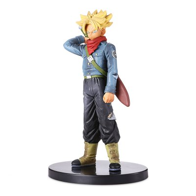 Action Figure ABS + PVC Model Toy - 6.89 inchMovies &amp; TV Action Figures<br>Action Figure ABS + PVC Model Toy - 6.89 inch<br><br>Completeness: Finished Goods<br>Gender: Unisex<br>Materials: ABS, PVC<br>Package Contents: 1 x Action Figure<br>Package size: 13.00 x 10.00 x 19.00 cm / 5.12 x 3.94 x 7.48 inches<br>Package weight: 0.2650 kg<br>Product size: 12.00 x 9.00 x 17.50 cm / 4.72 x 3.54 x 6.89 inches<br>Product weight: 0.1600 kg<br>Stem From: Japan<br>Theme: Movie and TV