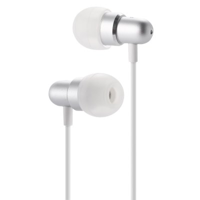 MEIZU EP - 31 Wired Control EarphoneEarbud Headphones<br>MEIZU EP - 31 Wired Control Earphone<br><br>Application: Running, Sport<br>Bluetooth: No<br>Brand: MEIZU<br>Color: White<br>Compatible with: Computer<br>Connecting interface: 3.5mm<br>Connectivity: Wired<br>FM radio: No<br>Frequency response: 20-20000Hz<br>Function: Answering Phone, Voice control, Song Switching, Noise Cancelling, Microphone, HiFi<br>Impedance: 16ohms<br>Language: No<br>Material: Aluminum Alloy<br>Model: EP - 31<br>Package Contents: 1 x Headphone<br>Package size (L x W x H): 7.00 x 7.00 x 5.00 cm / 2.76 x 2.76 x 1.97 inches<br>Package weight: 0.1000 kg<br>Plug Type: 3.5mm<br>Product size (L x W x H): 120.00 x 0.15 x 1.50 cm / 47.24 x 0.06 x 0.59 inches<br>Product weight: 0.0120 kg<br>Sensitivity: 102dB<br>Type: In-Ear<br>Wearing type: In-Ear<br>WIFI: No