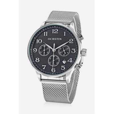 OCHSTIN 6050G Men Working Sub-dial Quartz Watch