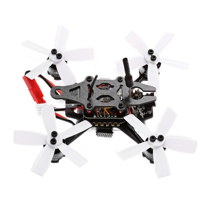 ARFUN 90mm Mini Brushless FPV Racing Drone - BNFBrushless FPV Racer<br>ARFUN 90mm Mini Brushless FPV Racing Drone - BNF<br><br>Battery (mAh): 500mAh<br>Battery Coulomb: 30C<br>Battery Size: 4.6 x 2 x 1cm<br>Continuous Current: 20A<br>Firmware: BLHeli-S<br>Flight Controller Type: F3<br>Flying Time: 4mins<br>Functions: Oneshot125, Multishot, DShot300, DShot150, DShot600, Oneshot42<br>KV: 7500<br>Maximum Thrust: 118g / piece<br>Model: BE1104<br>Motor Dimensions: 12.5 x 14mm ( diameter x height )<br>Motor Type: Brushless Motor<br>Package Contents: 1 x Drone ( Battery Included ), 4 x Spare 1935 Propeller, 8 x 2030 Tri-blade Propeller ( Random Color ), 1 x Pack of Accessories<br>Package size (L x W x H): 18.20 x 12.50 x 5.00 cm / 7.17 x 4.92 x 1.97 inches<br>Package weight: 0.1530 kg<br>Product size (L x W x H): 11.50 x 11.50 x 4.00 cm / 4.53 x 4.53 x 1.57 inches<br>Product weight: 0.0750 kg<br>Sensor: CMOS<br>Shaft Diameter: 1.5mm<br>Type: Frame Kit<br>Version: BNF<br>Video Resolution: 600TVL ( horizontal resolution )