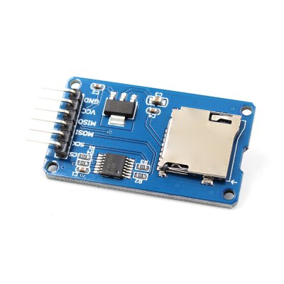 LDTR - WG0009 DIY Micro SD Read / Write Module