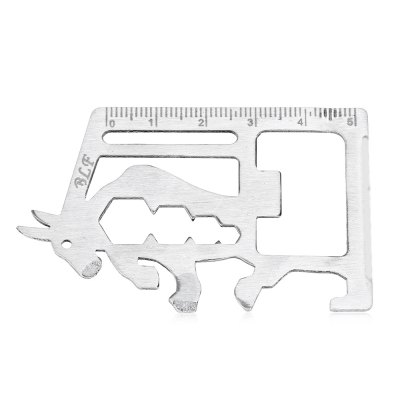 Portable Tough Steel Multifunctional Tool for Camping Survival
