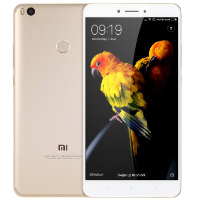 Xiaomi Mi Max 2 4/64GB Golden HK