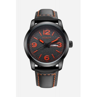 OCHSTIN 6047G Fashion Luminous Pointers Men Quartz Watch