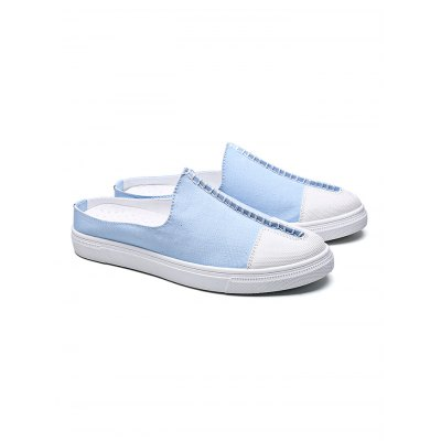 Stylish Denim Casual Slippers for MenMens Slippers<br>Stylish Denim Casual Slippers for Men<br><br>Contents: 1 x Pair of Shoes<br>Materials: Denim<br>Occasion: Casual<br>Package Size ( L x W x H ): 32.00 x 19.50 x 12.00 cm / 12.6 x 7.68 x 4.72 inches<br>Package Weights: 0.59<br>Seasons: Summer<br>Style: Leisure<br>Type: Slippers
