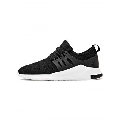 Breathable Woven Lace-up Men Running ShoesHiking Shoes<br>Breathable Woven Lace-up Men Running Shoes<br><br>Closure Type: Lace-Up<br>Features: Breathable<br>Package Contents: 1 x Pair of Shoes<br>Package size: 34.00 x 23.00 x 12.00 cm / 13.39 x 9.06 x 4.72 inches<br>Package weight: 0.6200 kg<br>Product weight: 0.4500 kg<br>Season: Spring, Summer, Autumn<br>Type: Running Shoes