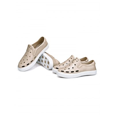 Hollow Out Breathable Men Casual Beach ShoesCasual Shoes<br>Hollow Out Breathable Men Casual Beach Shoes<br><br>Contents: 1 x Pair of Shoes<br>Materials: PVC<br>Occasion: Casual<br>Package Size ( L x W x H ): 32.00 x 22.00 x 12.00 cm / 12.6 x 8.66 x 4.72 inches<br>Package Weights: 0.65<br>Seasons: Summer<br>Style: Comfortable, Leisure<br>Type: Casual Shoes