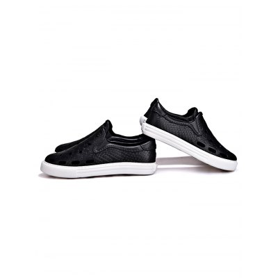 Hollow Out Breathable Women Casual ShoesWomens Sneakers<br>Hollow Out Breathable Women Casual Shoes<br><br>Contents: 1 x Pair of Shoes<br>Materials: PVC<br>Occasion: Casual<br>Package Size ( L x W x H ): 32.00 x 22.00 x 12.00 cm / 12.6 x 8.66 x 4.72 inches<br>Package Weights: 0.63<br>Seasons: Summer<br>Style: Comfortable, Leisure<br>Type: Casual Shoes
